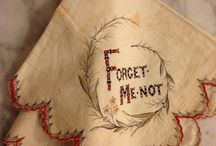 embroidery / by Lisa Boettcher