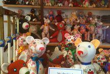GSBears | 2012 Teddy Bears / Teddy Bears handmade by GSbears, 2012 collection