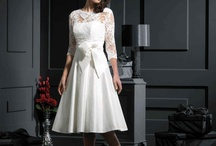 Gorgeous gowns from Nicola Anne / British designed and manufactured Nicola's gowns bring out the true English rose!