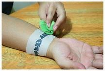 create temporary y tatto