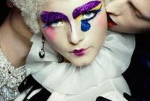 Photography: Make-Up / #Photography #Make-up #Paint #Art #creative #Inspiration #Artistic