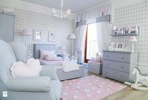 pokój dziewczynki styl glamour