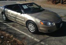 2006 Chrysler Sebring Base Convertible For Sale in Durham NC