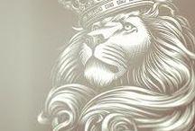 Lion tatoo / Tatoo lion