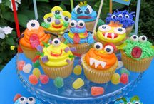 Monster Theme / Many monster party ideas, decorations and printables! / by Flipper I Am