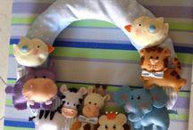 Le mie creazioni / Dal pannolenci al legno , oggetti sfiziosi per regali originali!