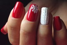 Nails winter