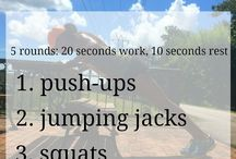 Fitness: Workouts and Exercises