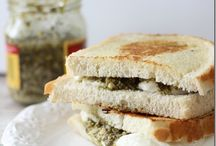 Sandwich Recipes / Scrumptious Sandwiches