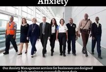 Anxiety management services / Anxiety management services