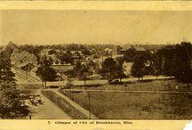 Brookhaven, MS History