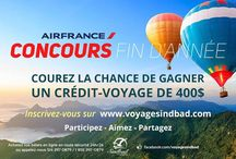 concours voyage- travel contest / 400$ credit on Air France, KLM, Alitalia, Delta Airlines  #contest#concours#win#gagnant#free#gratuit#coupon