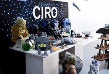 Fiestas Star wars