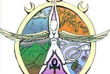 spiritual / by Anita Cappuccino