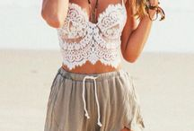 boho looks for summer