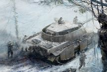concept art tank