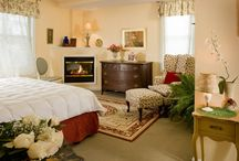 Luxury Guest Rooms / Guest rooms and suites at Hampton Terrace - a historic bed and breakfast in the heart of the Berkshires