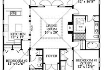 Floor plans / Just collecting floor plans I like.