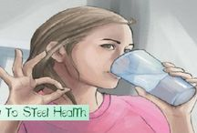 Night drink for good health