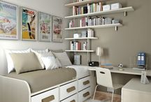 Teen boy bedrooms / design board ideas for teen bedroom-looking for a design which can adapt/grow into a young man's room