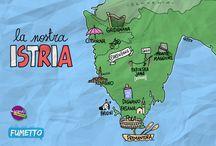 Istria - Croazia / Istria: itinerario di viaggio e consigli per un'indimenticabile vacanza in Croazia
