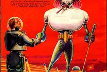 Frank R Paul - Sci-fi