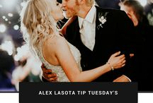 Tip Tuesday for Upcoming Brides and Grooms / Tips + tricks for upcoming brides and grooms