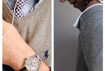 Mens Fashion / by Dirk Platzek