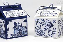 caixas e sacos
