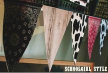 School - Decorations