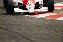 Ayrton & F1