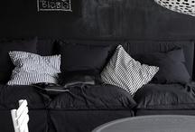 kreatívne a štýlovo obývačka