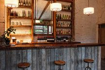 Basement Bar ideas / by Denise Cimadon