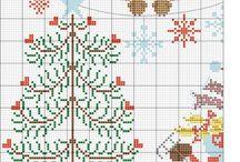 Broderie - Noël