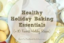 Healthy Baking Options