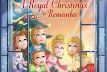 A Royal Christmas to Remember / The newest book in the Princess Parables series devoted to teaching many valuable lessons to the next generation.  Giving vs. Getting is a major theme of the latest book.