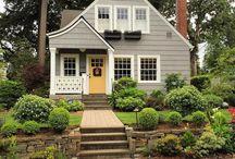 Cottage.  Colors