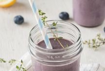 Smoothies and Drinks / A collection of healthy smoothie and drink recipes.