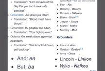 grounders language
