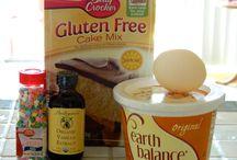 Gluten Free Food Recipes / Gluten Free Foods