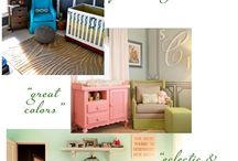 Ideas for baby room / by Maria McDaniel