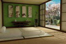 Zen bedroom styles