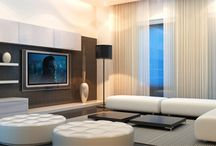 Electric/Motorized Blinds & Shades / Vogue Window Fashion provides Electric Blinds & Shades, Motorized Shades & Blinds in New York NYC & New Jersey NJ.