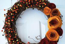 autumn / by susan b. woodruff