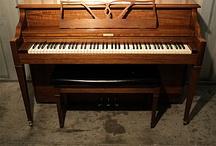 Really nice pianos / by Maureen Ambrosino