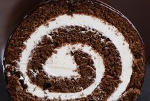 cake - swiss rolls