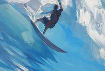 Surf's Art