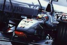 FORMULA 1 / There was a period in my life where i was very passionate about formula 1. I used to get up early some weekends to watch a race, i still recall the sounds, the glory, and the speed. Mika Hakkinen was my favorite F1 driver.