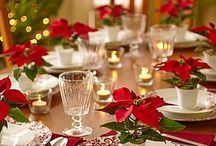 Incorporate Flowers into Your holiday Decor Theme