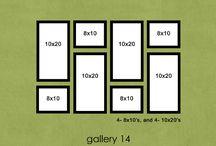 Organizador Fotos / Fotos decoración